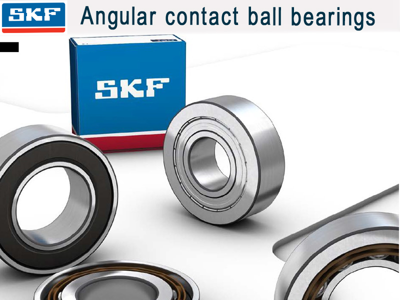 SKF Angular Contact Ball Bearings