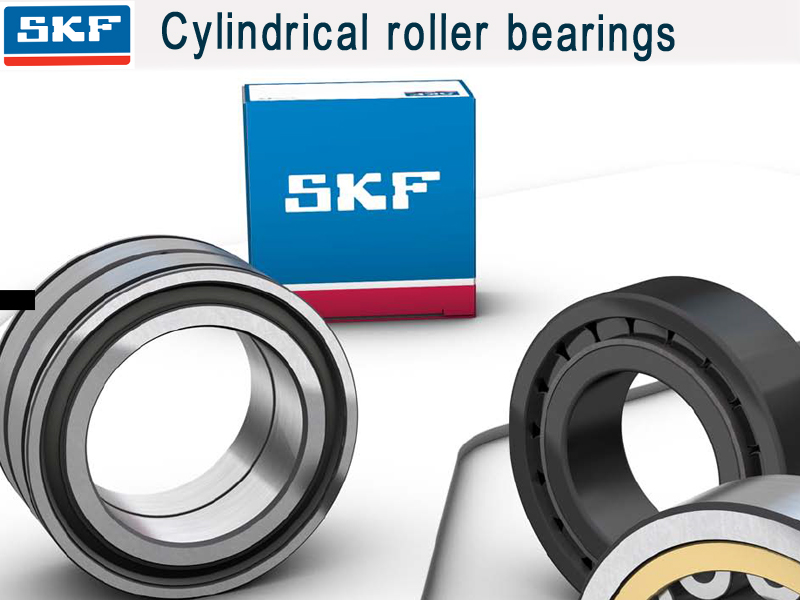 SKF Cylindrical Roller Bearings pictures