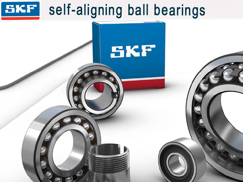 SKF Self-aligning ball bearings