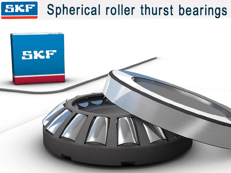 SKF Spherical roller thrust bearings